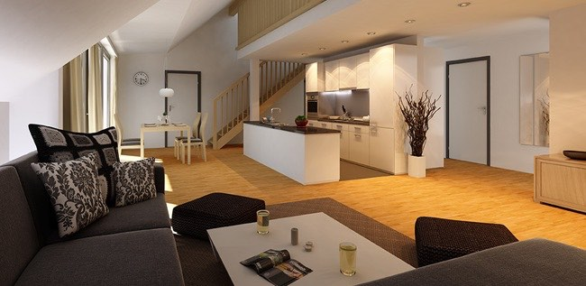 Architectural Services - Interior Visualisation